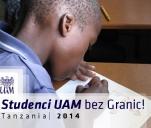 Studenci UAM bez Granic - TANZANIA 2014
