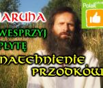 Płyta JARUHY 'Natchnienie Przodków'
