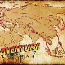 Aventura - Projekt Azja